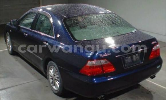 Acheter Voiture Toyota Crown Royal Saloom Bleu en Bandalungwa
