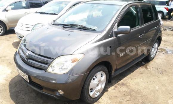 Acheter Voiture Toyota IST Gris en Kalamu