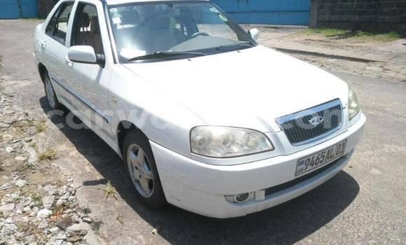 Acheter Voiture Chery Cowin Blanc en Bandalungwa