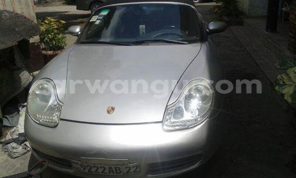 Acheter Voiture Porsche Cayenne Gris en Bandalungwa