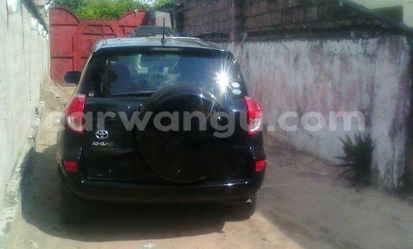 Acheter Voiture Toyota RAV4 Noir en Bandalungwa