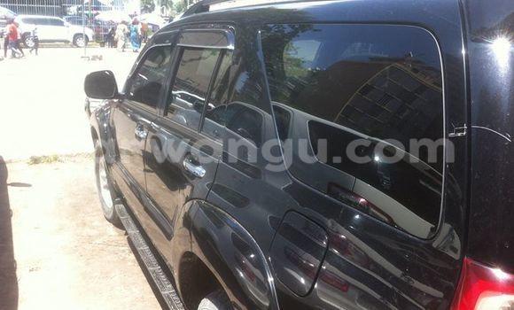 Acheter Voiture Toyota 4Runner Noir en Bandalungwa