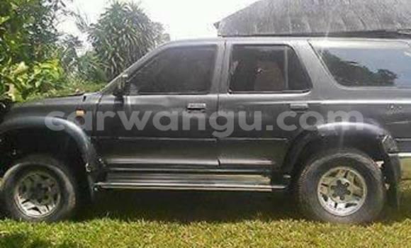 Acheter Voiture Toyota Surf Noir en Bandalungwa
