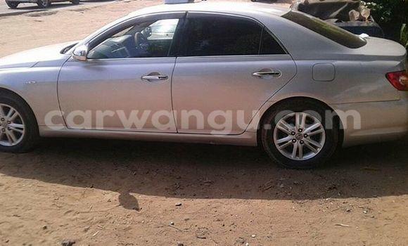 Acheter Voiture Toyota Mark X Gris en Bandalungwa