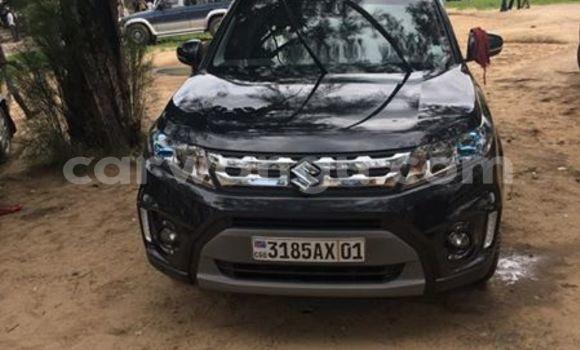 Acheter Voiture Suzuki Vitara Noir en Bandalungwa