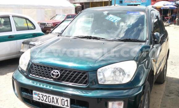 Acheter Voiture Toyota RAV4 Vert en Limete
