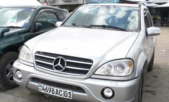 Acheter Voiture Mercedes Benz ML-Class Gris en Limete