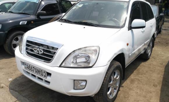 Acheter Voiture Chery Tiggo Blanc en Kalamu