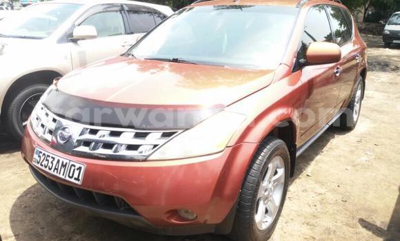 Acheter Voiture Nissan Murano Marron en Kalamu
