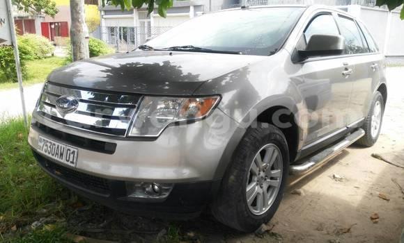 Acheter Voiture Ford Edge Gris en Bandalungwa