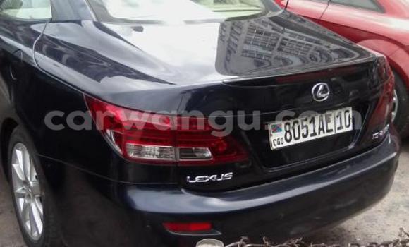 Acheter Voiture Lexus IS250 Bleu à Bandalungwa en Kinshasa