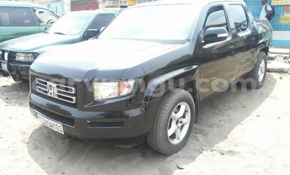 Acheter Voiture Honda Ridgeline Noir à Lemba en Kinshasa