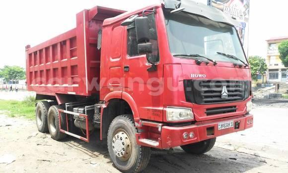 Acheter Utilitaire Sinotruk Howo Rouge à Lemba en Kinshasa