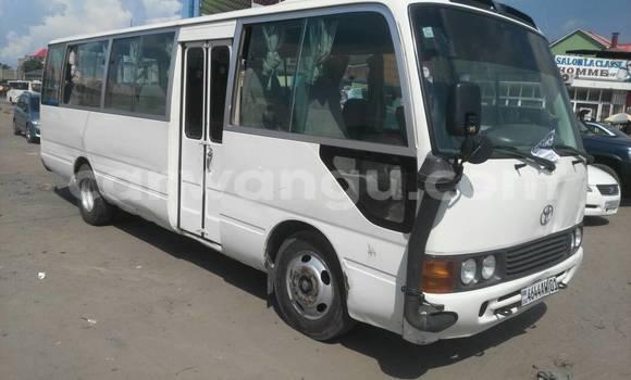 Acheter Utilitaire Toyota Coaster Blanc à Kasa Vubu en Kinshasa