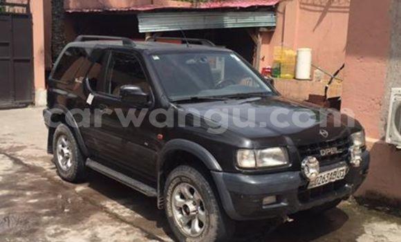 Acheter Voiture Opel Frontera Noir à Bandalungwa en Kinshasa