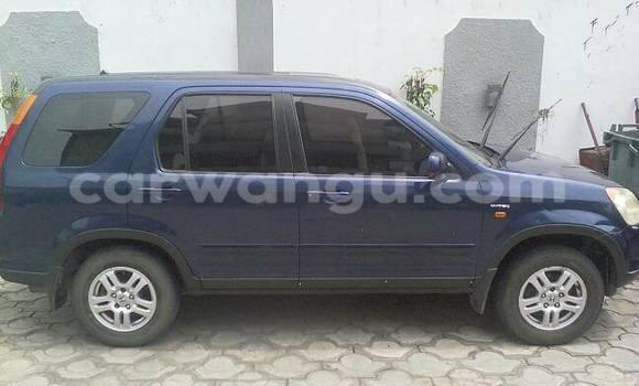 Acheter Voiture Honda CR-V Bleu en Bandalungwa