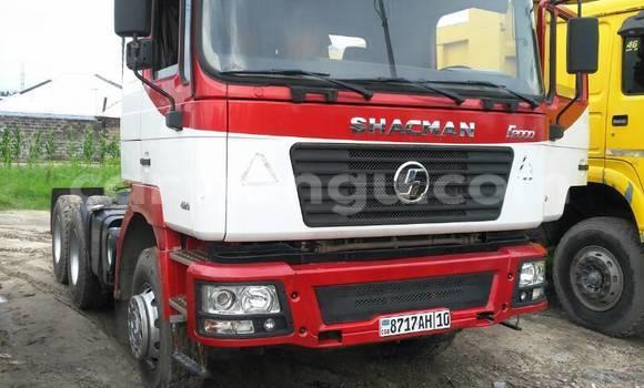 Acheter Utilitaire Shacman 420 Rouge à Limete en Kinshasa