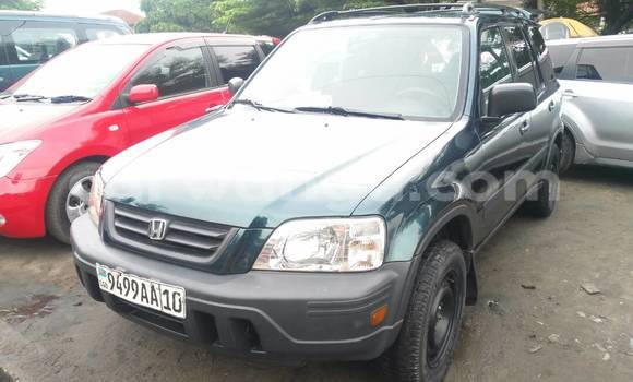 Acheter Voiture Honda CR-V Vert à Lemba en Kinshasa