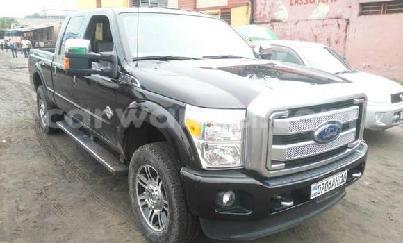 Acheter Voiture Ford F-150 Noir en Kasa Vubu