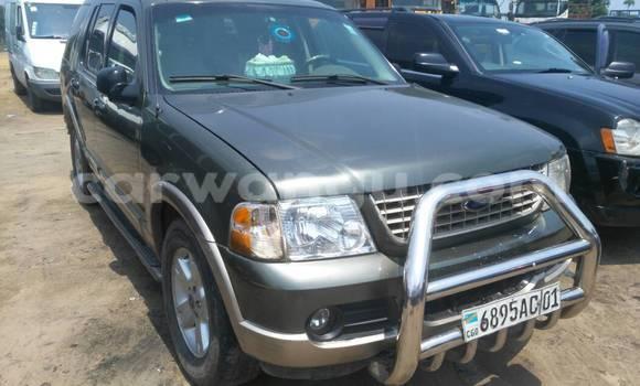 Acheter Voiture Ford Explorer Vert en Kalamu