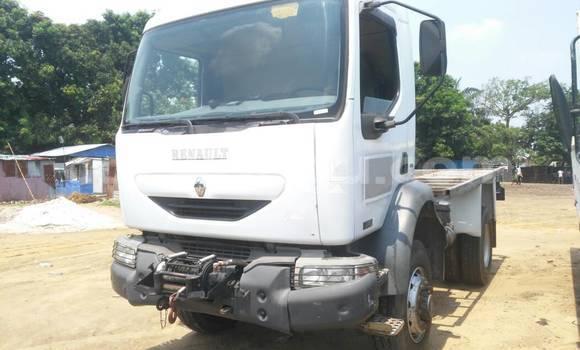 Acheter Utilitaire Renault 220 Blanc en Kalamu