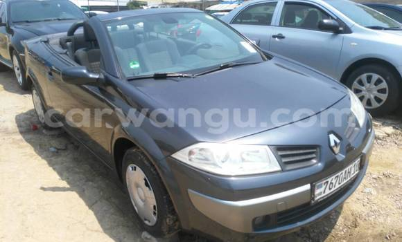 Acheter Voiture Renault Megane Gris à Kalamu en Kinshasa