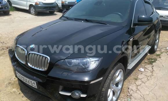 Acheter Voiture BMW X6 Noir à Kalamu en Kinshasa