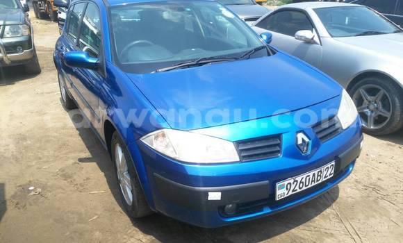 Acheter Voiture Renault Megane Bleu à Kalamu en Kinshasa