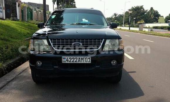 Acheter Voiture Ford Explorer Noir à Bandalungwa en Kinshasa