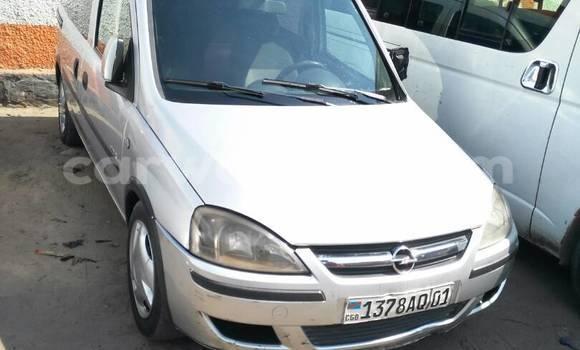Acheter Voiture Opel Combo Gris en Bandalungwa