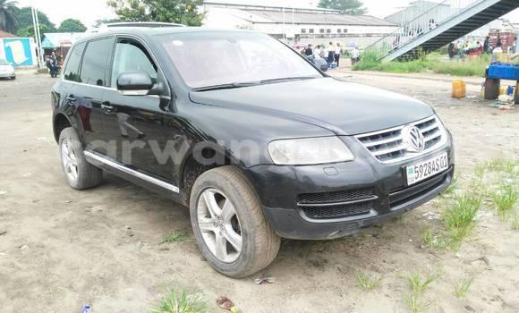 Acheter Voiture Volkswagen Touareg Noir à Limete en Kinshasa