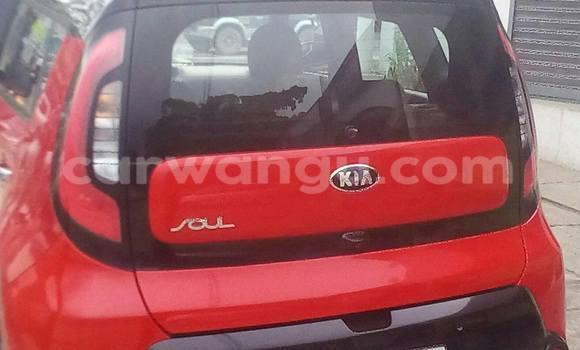 Acheter Voiture Kia Soul Rouge en Bandalungwa
