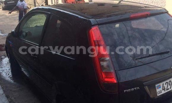 Acheter Voiture Ford Fiesta Noir à Bandalungwa en Kinshasa