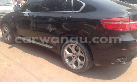Acheter Voiture BMW X6 Noir à Bandalungwa en Kinshasa