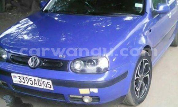 Acheter Voiture Volkswagen Golf Bleu à Bandalungwa en Kinshasa