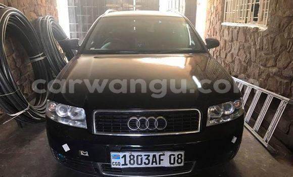 Acheter Voiture Audi A4 Noir à Bandalungwa en Kinshasa