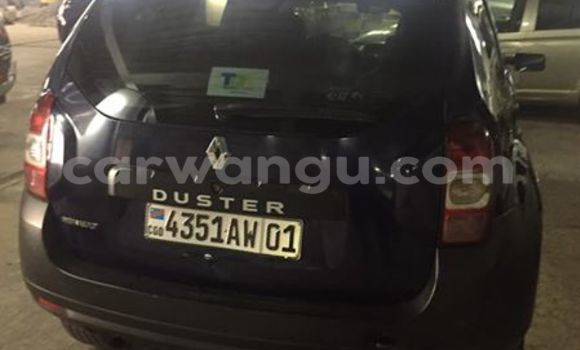 Acheter Voiture Renault Duster Noir à Bandalungwa en Kinshasa