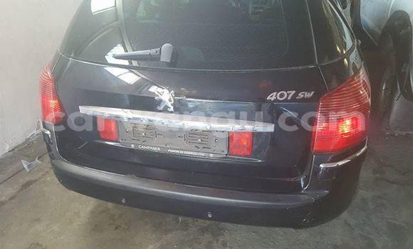 Acheter Voiture Peugeot 407 Noir à Bandalungwa en Kinshasa