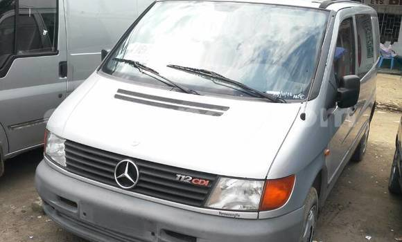 Acheter Utilitaire Mercedes Benz Vito Gris à Limete en Kinshasa