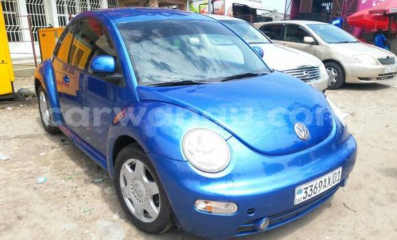 Acheter Voiture Volkswagen Coccinelle Bleu à Bandalungwa en Kinshasa