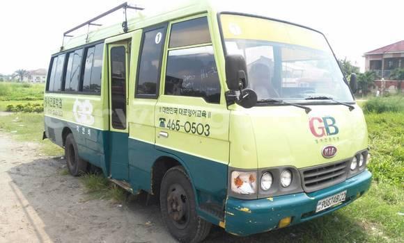 Acheter Voiture Kia Asia Vert à Limete en Kinshasa