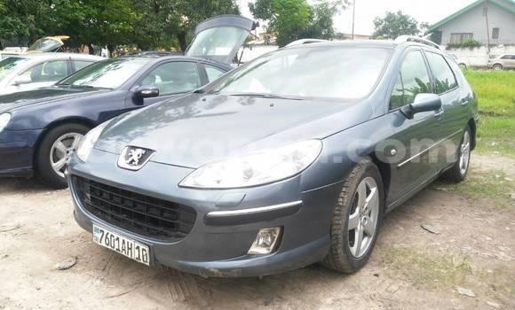 Acheter Voiture Peugeot 407 Gris à Limete en Kinshasa