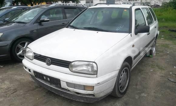 Acheter Voiture Volkswagen Golf Blanc à Limete en Kinshasa