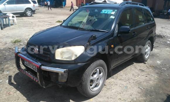 Acheter Voiture Toyota RAV4 Noir en Kasa Vubu