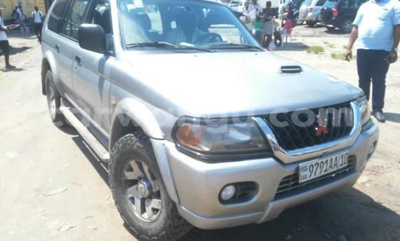 Acheter Voiture Mitsubishi Challenger Gris en Kasa Vubu