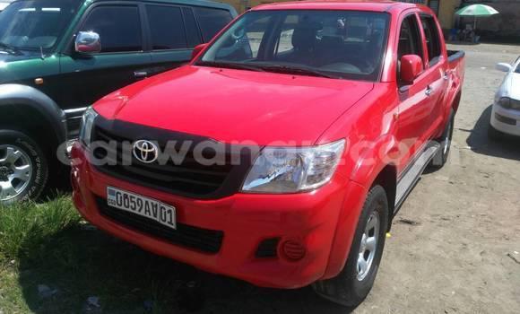 Acheter Voiture Toyota Hilux Rouge en Kasa Vubu