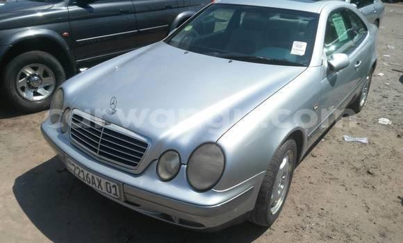 Acheter Voiture Mercedes Benz CLK-Class Gris en Kasa Vubu