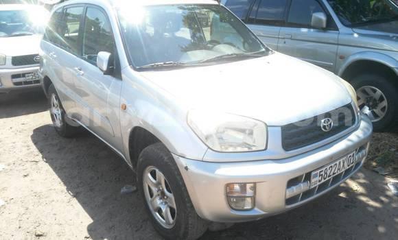 Acheter Voiture Toyota RAV4 Gris en Kasa Vubu