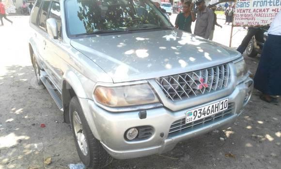 Acheter Voiture Mitsubishi Pajero Gris en Kasa Vubu