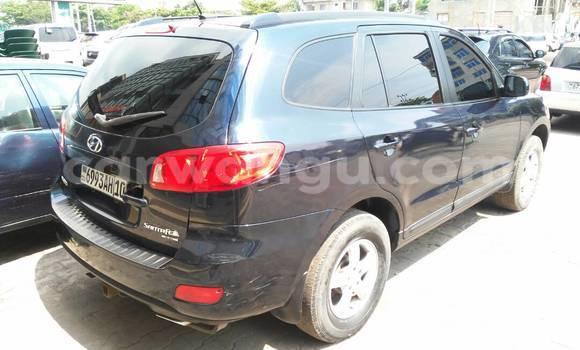 Acheter Voiture Hyundai Santa Fe Bleu en Kinshasa
